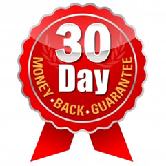 30 Day Money Back Guarantee - If you are not satisfied for any reason during the first 30 days of service Admiral Online will refund all monies.